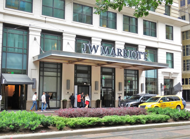 J W MARRIOT (The Carter Building) 806 Main St, Houston, TX 77002