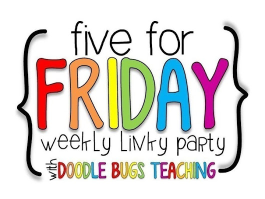 Five For Friday March 18, 2016