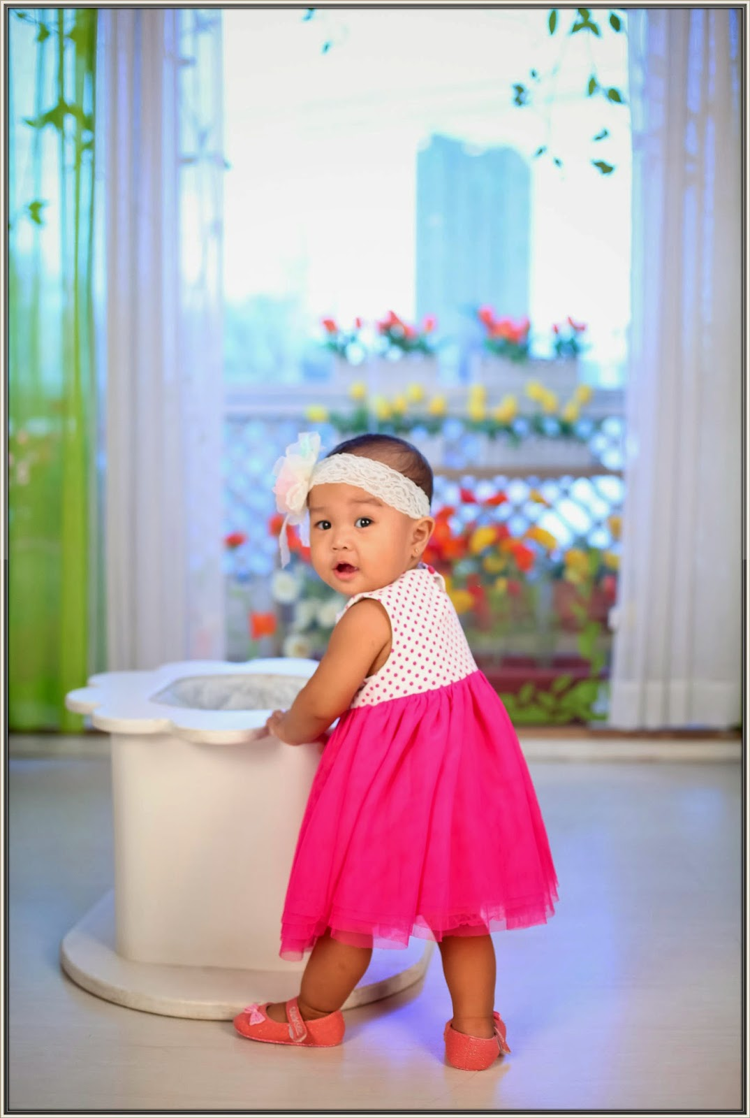 Rhian S Pre Birthday Photoshoot My Little World By Mommy