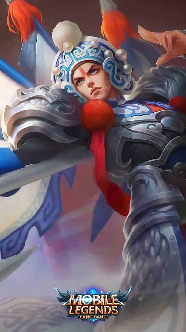 Zilong Mobile Legends Wallpapers