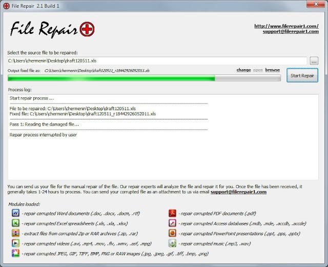 Dalam Sujudku Inilah Cara Memperbaiki Semua Jenis File Yang Rusak
