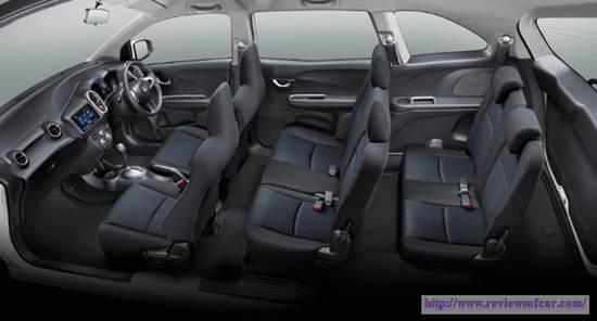 Honda Mobilio 1.5 RS Navi CVT Review - Reviews of Car