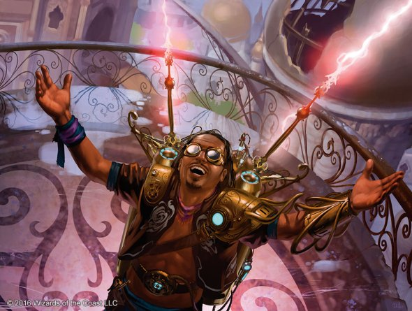 Chris Rallis deviantart ilustrações fantasia games wizards of the cost magic the gathering mtg