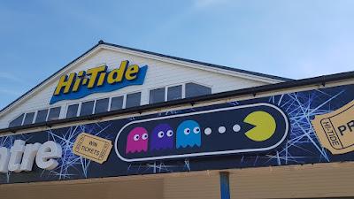 The Hi-Tide amusement arcade in Porthcawl