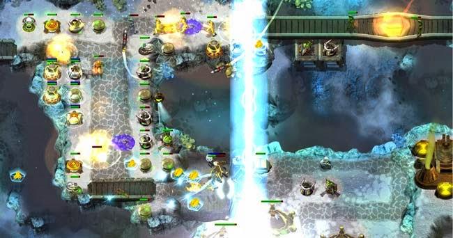 Jogo para Android Sentinel 4: Dark Star