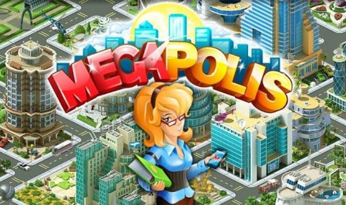 Game City Building Terbaik untuk Android - Megapolis