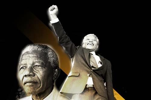 Anti-apartheid Icon Nelson Mandela
