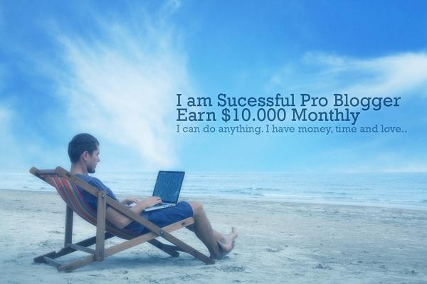 Tips bagaimana cara mendapatkan uang ribuan dollar dari blog !