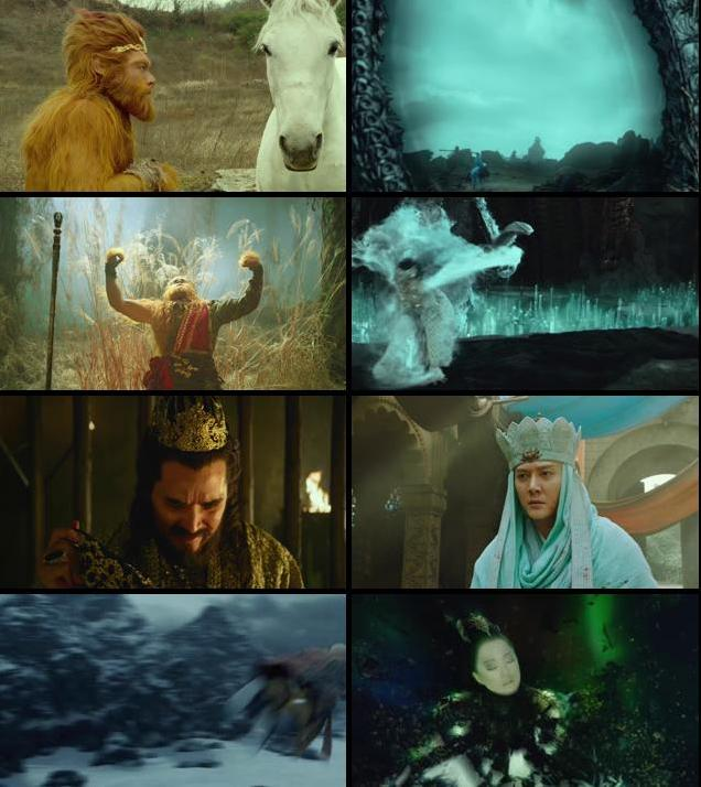 The Monkey King 2 2016 Chinese 480p BRRip