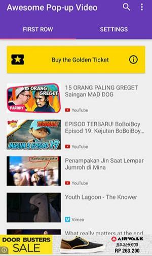 Cara jitu nonton video YouTube sembari membuka aplikasi lain 2