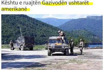 Το ΝΑΤΟ κατέλαβε τον υδροηλεκτρικό σταθμό της Μιτροβίτσα και περικύκλωσε τους Σέρβους της πόλης!