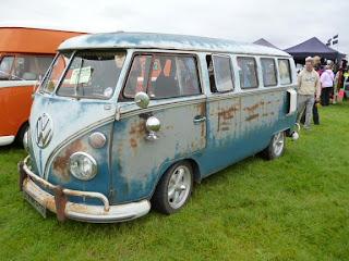 My 1969 Vw Microbus Vw Action 2012 Santa Pod Raceway