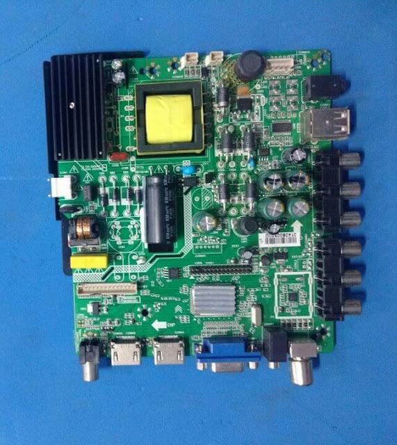 LAD.MV59S.G Universal LED TV Board Software Free Download