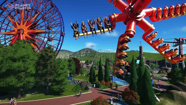 Planet Coaster Alpha 3 Cracked CPY Free Download| Tech Crome