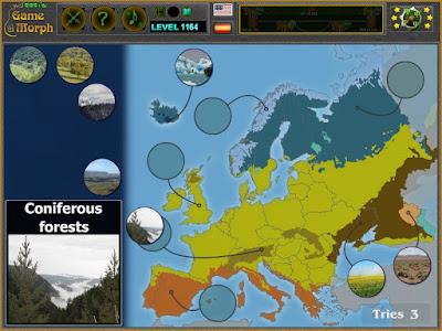 Природни Зони на Европа