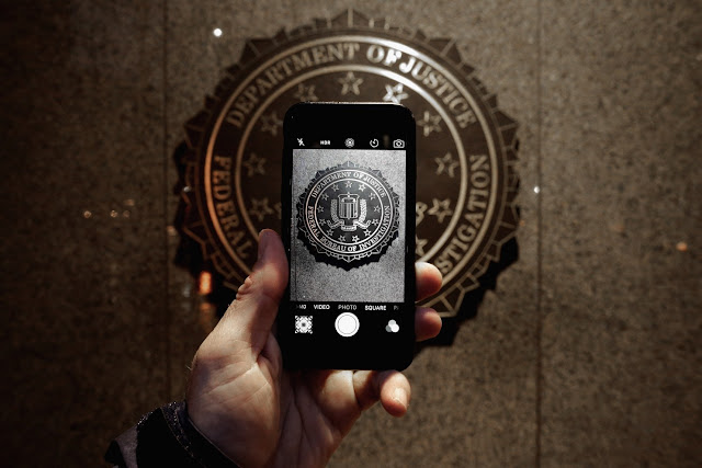 Justice Department appeals ruling in Apple's favor