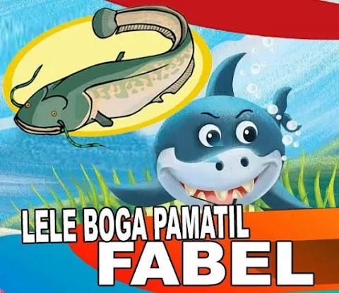 Dongeng Fabel Ikan Segar, Lele Boga Pamatil? Hii Ngeri...!
