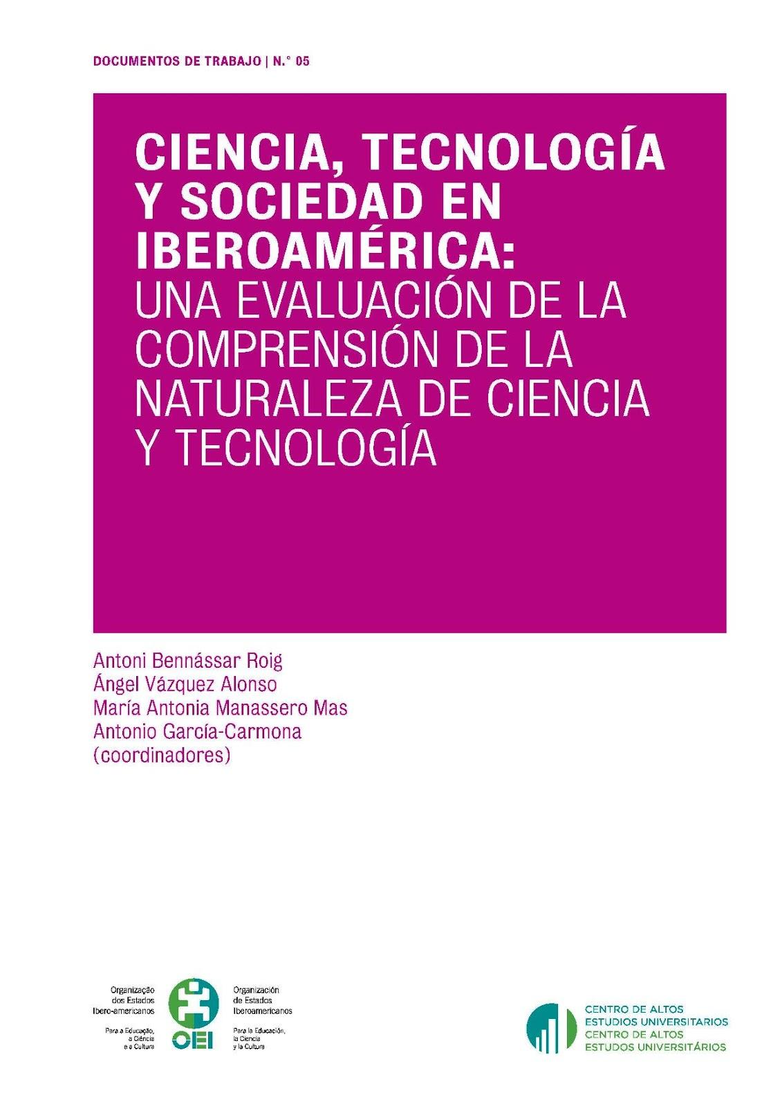 Ciencia, tecnología y sociedad en Iberoamérica