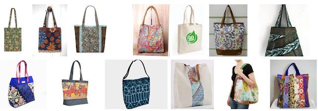 harga jasa pembuatan tas tote bag (goodie bag) Jakarta