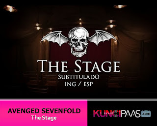Foto Gambar Image Avenged Sevenfold – The Stage