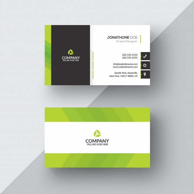 Green and white business card free psd vectorkh vectorkh is the free graphic resources finder leader in the world vectors psd logo and icons click here in vector green and white business card free colourmoves
