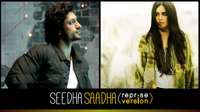Seedha Saadha Lyrics Amit Mishra | Commando 2