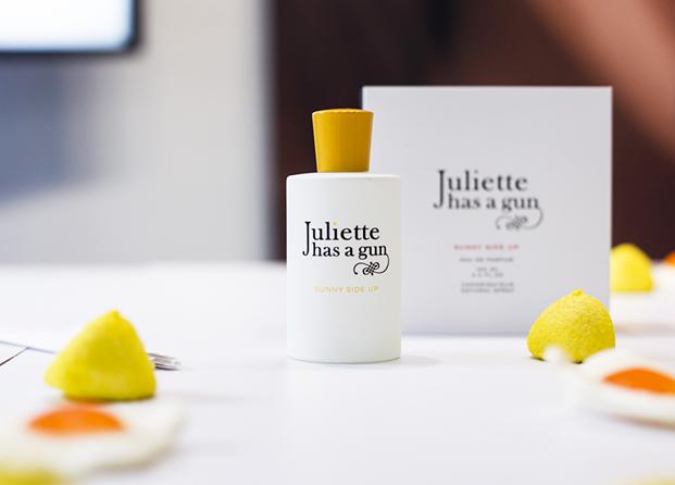 Sunny Side Up, la nueva fragancia de Juliette has a gun
