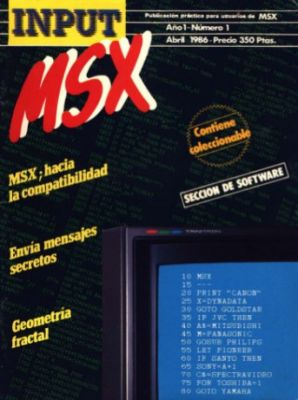 Input MSX / Input Micros