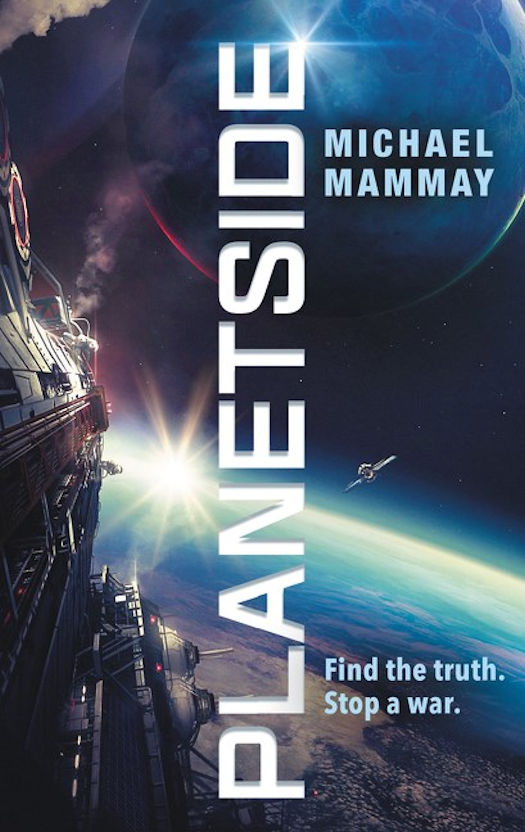 Interview with Michael Mammay, author of Planetside