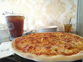 Merasakan Kuliner Khas Italia di LaCucina