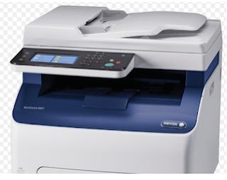 Xerox WorkCentre 6027 Treiber Herunterladen