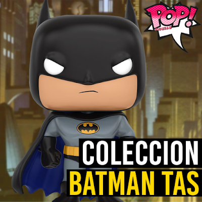 Lista de figuras funko pop de Funko Batman Animated Series