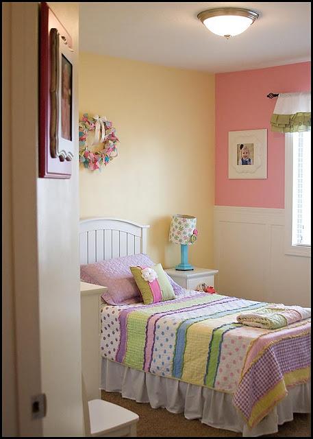 K.I.S.S. {Keep It Simple, Sister}: Little Girl Bedroom Re ...