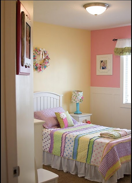 Pink Paint Colors For Girls Room Bedrooms