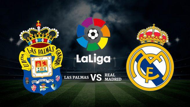 Horario Las Palmas vs Real Madrid