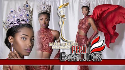 Miss Grand Bahamas 2018