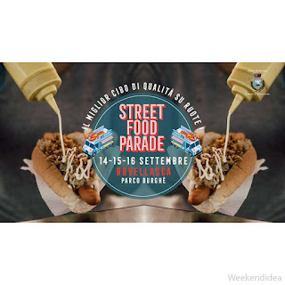 Street food parade 14-15-16 settembre Rovellasca (CO)