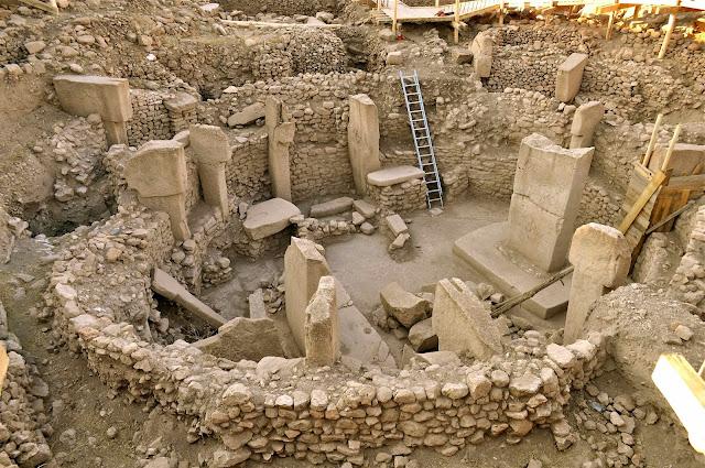 Gobekli Tepe salah satu penemuan arkeologi terspektakuler