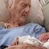 Mulher de 101 anos dá à luz um bebê