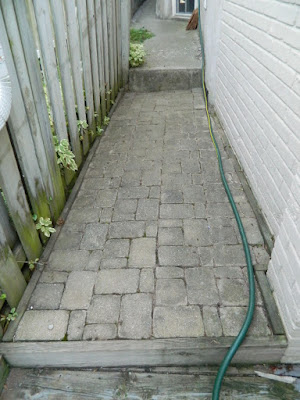 Toronto Garden Cleanup After in Leslieville by Paul Jung Gardening Services--a Toronto Gardening Company