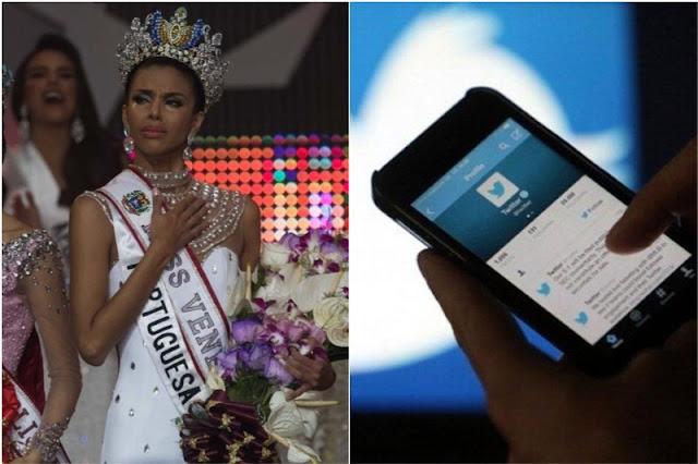 Las redes sociales enloquecen por elección de una Miss Venezuela Marginal