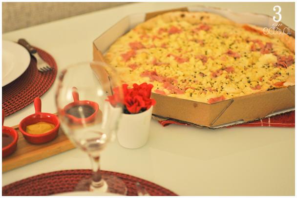 mesa para pizza