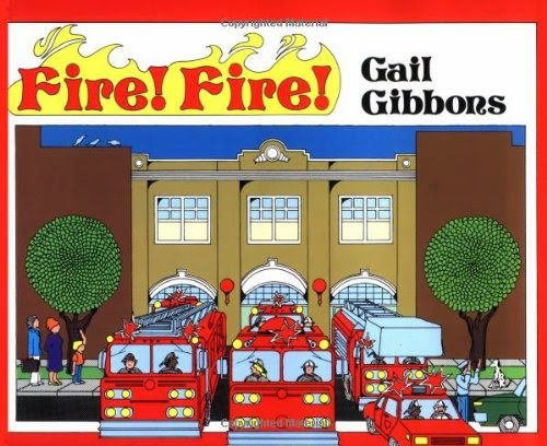 gail gibbons fire safety book for kids