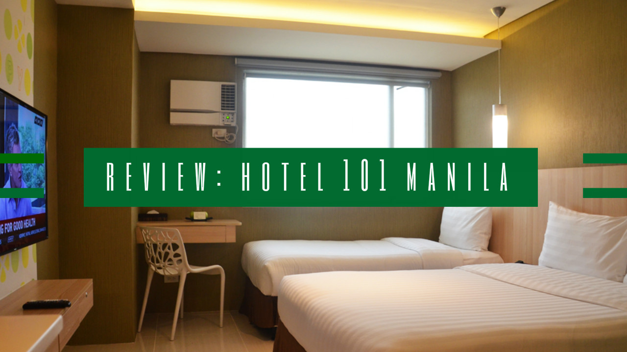 Comfortable and relaxing stay at hotel 101 manila pinoy for Comfy hotels resorts