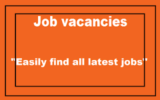 job Vacancies opportunities