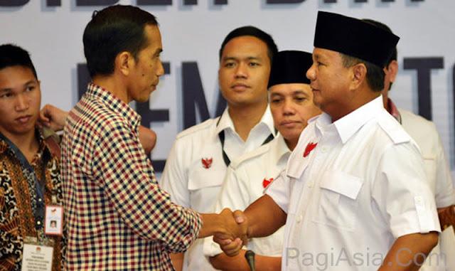 CSIS : Pilpres 2019 Jokowi Vs Prabowo Berpeluang Sangat Besar