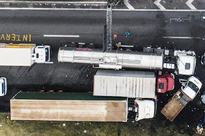 Maior transportadora do país começou com caminhão de verduras