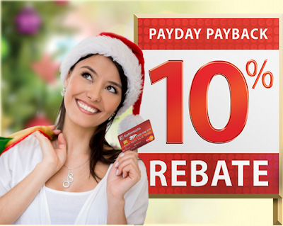 Metrobank Credit Card: Hooray for Payday Weekends!