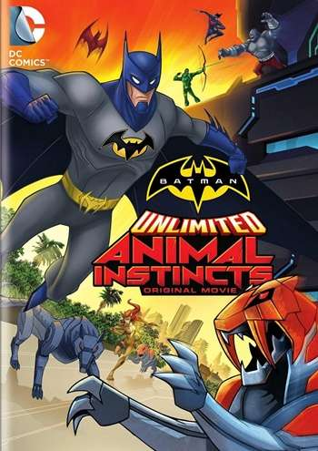 Batman Ilimitado: Instinto Animal DVDRip Latino