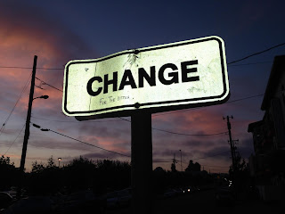 """Change Ain't Change Until You Change"" - Dr.Rock"